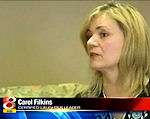 Carol Filkins on WISH TV